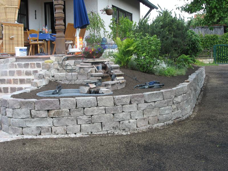 gartenbau hÄrtl wolfgang - alles aus einer hand   trockenmauern, Best garten ideen